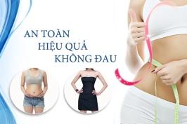 Hút mỡ bụng an toàn hiệu quả cao