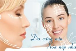 Căng da mặt hiệu quả an toàn