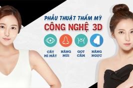 Thẩm mỹ Hàn Quốc 3D - Địa chỉ làm đẹp uy tín