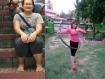 Kỳ tích giảm cân sau sinh của bà mẹ Thái Lan