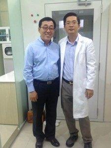 bác sĩ Hàn Quốc